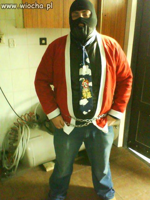Mikołaj czy gangster?