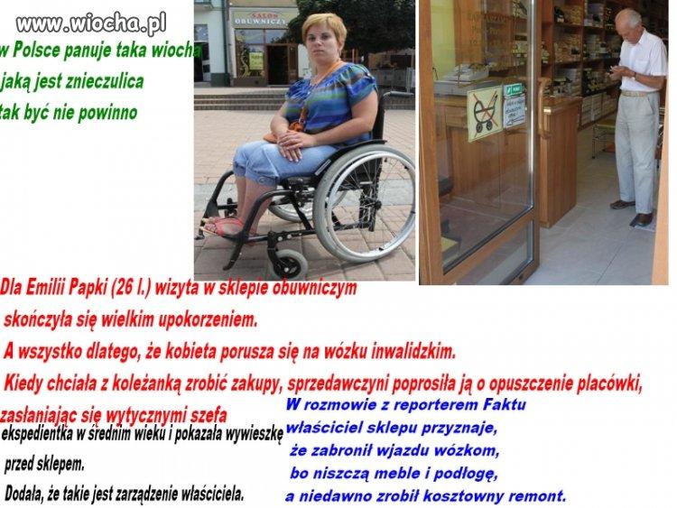 Wiocha nr. 1 dla Polskiego sprzedawcy obuwia