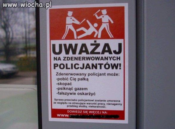 UWAGA NA POLICJE!!!