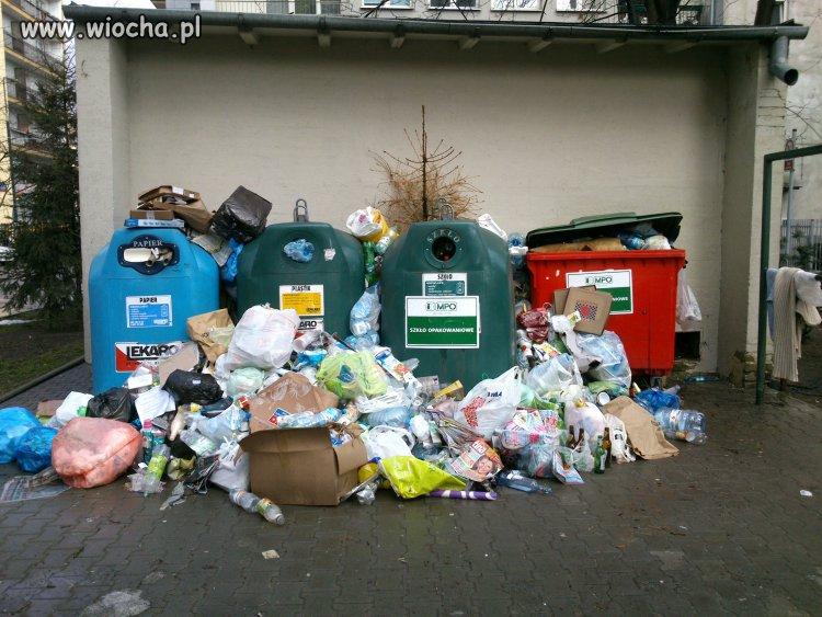 Ustawa Śmieciowa w działaniu