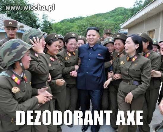 Dezodorant AXE