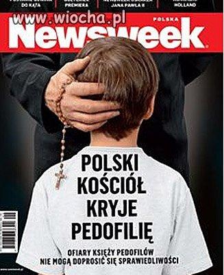 Newsweek. Ksi�a oburzeni - Prawda boli