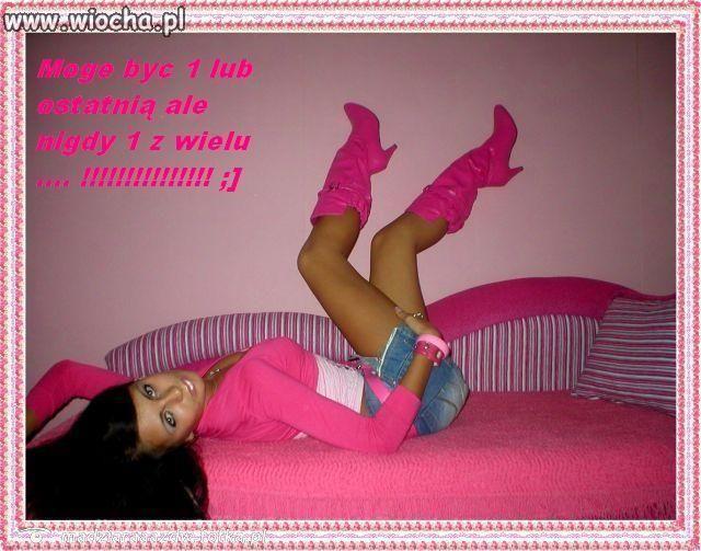 Pink girl.