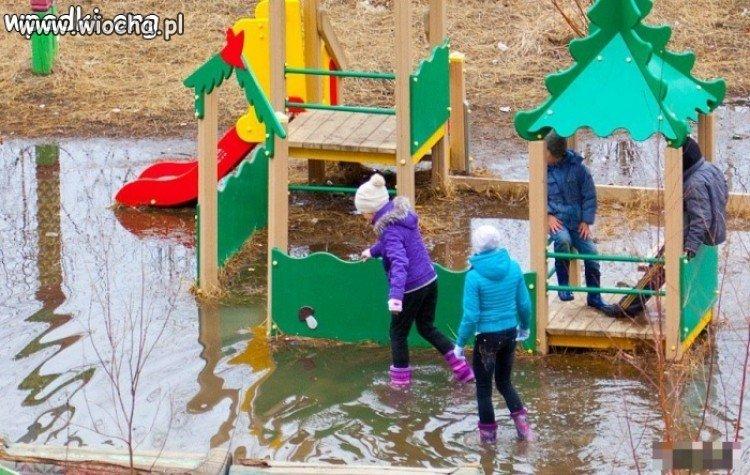 Akwapark dla dzieci