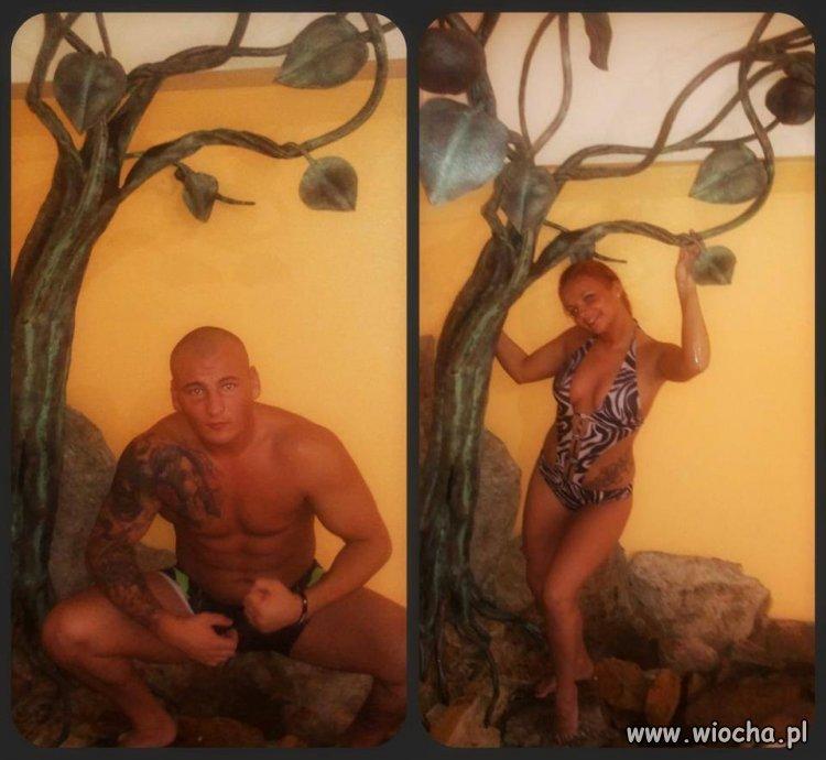 Adam i Ewa albo Tarzan i Jane.