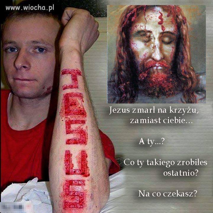 Jesus jest moim panem