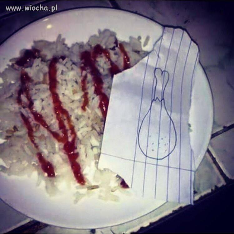 Obiad w wersji studenckiej