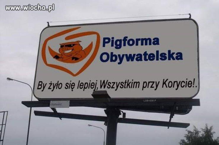 Plebs Obywatelski.