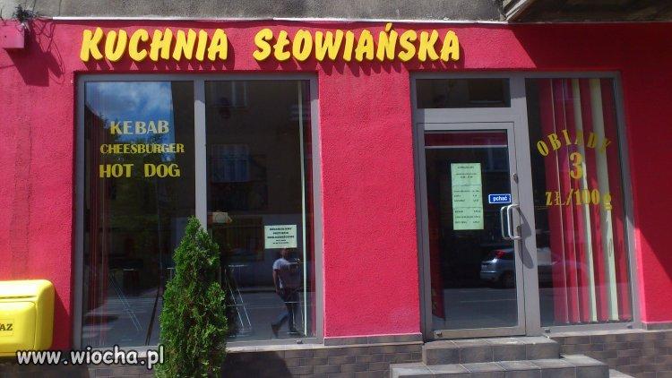 Co jedli S�owianie?
