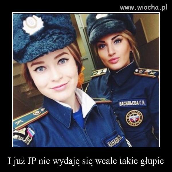 Zawsze trzymałem się z dala od policji