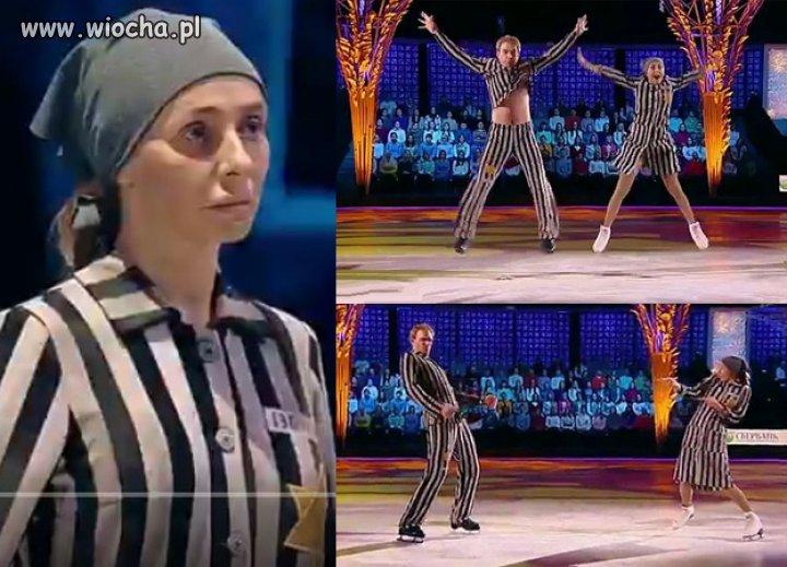 W rosyjskim tańcu na lodzie
