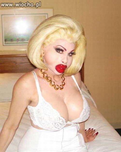 Babcia Lady Gagi?