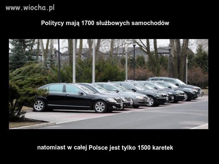 Taka właśnie jest polska rzeczywistość