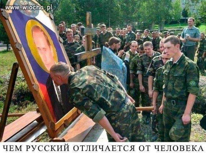 Święty Putin ?