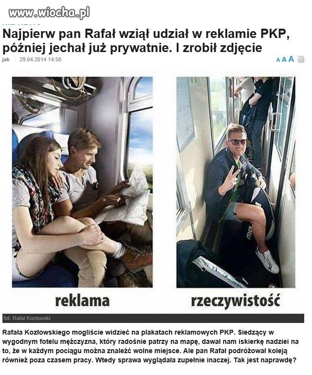 Reklama a rzeczywistość...