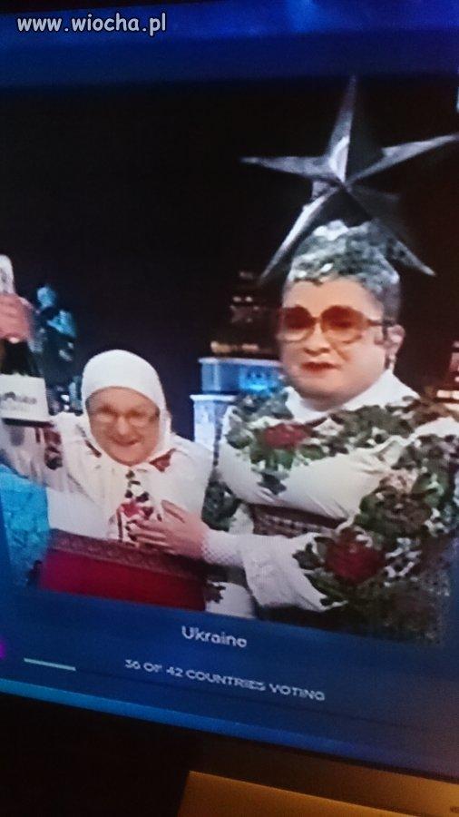 Hahaha typowe ukraińskie jury