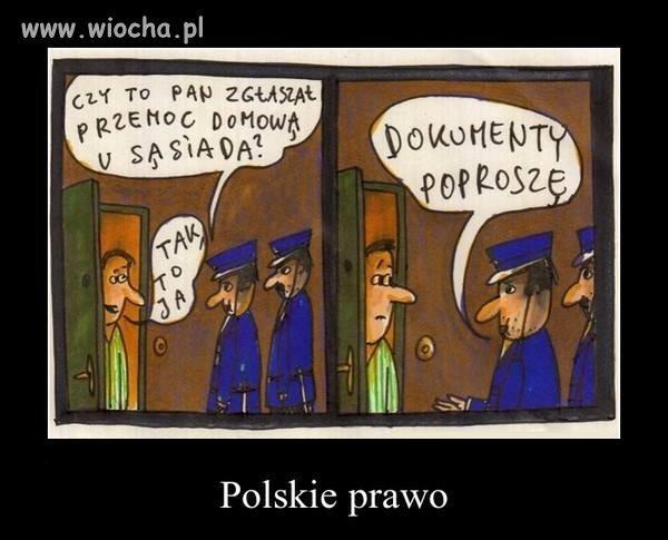 Polskie prawo jest