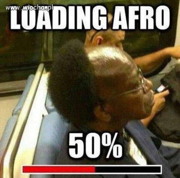 Ładowanie Afro