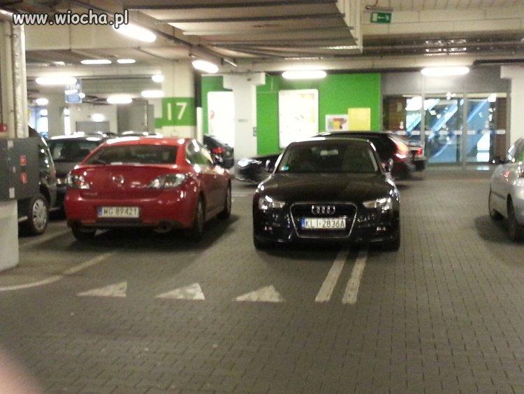 Mistrz parkowania - Kraków Bonarka