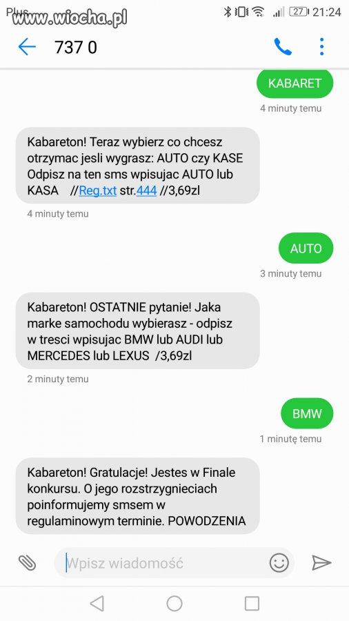 Polsat i jego konkurs
