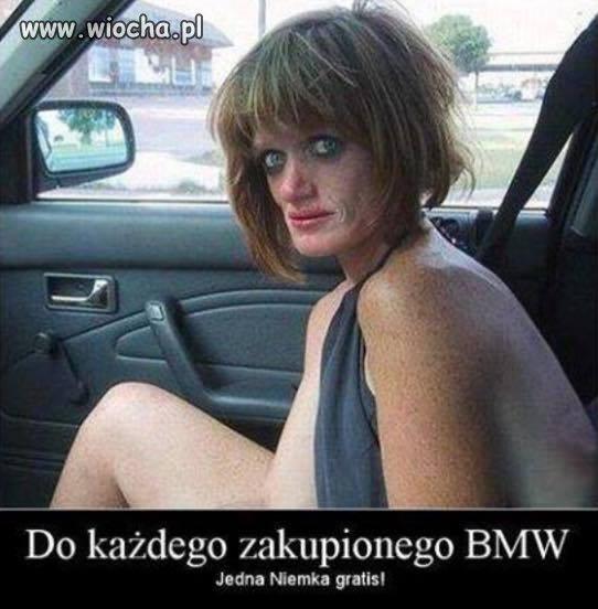 Dealer BMW informuje