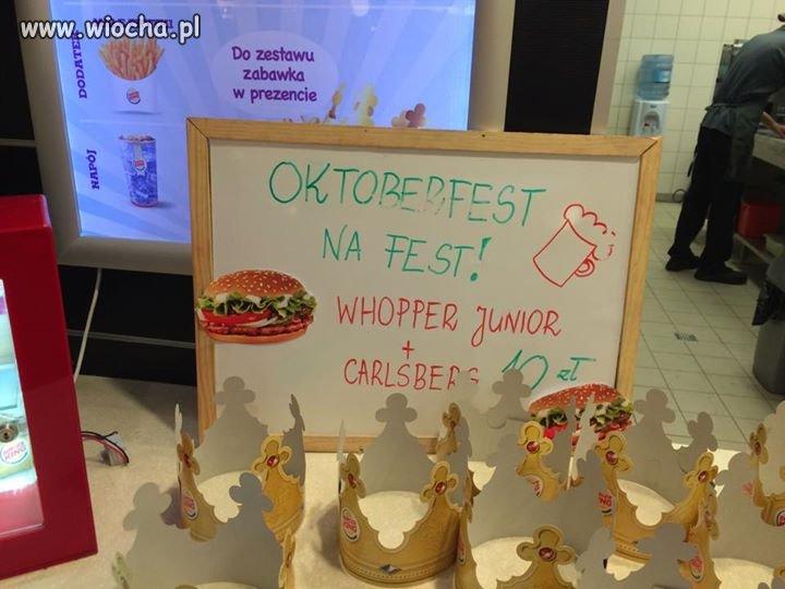 Oktoberfest dla dzieci