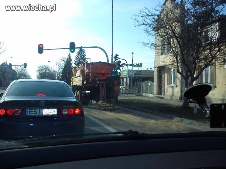 Sieradz - miasto absurdu...