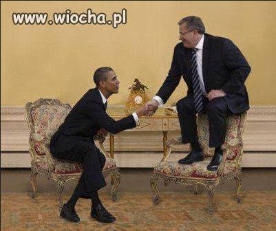 Z Obamą