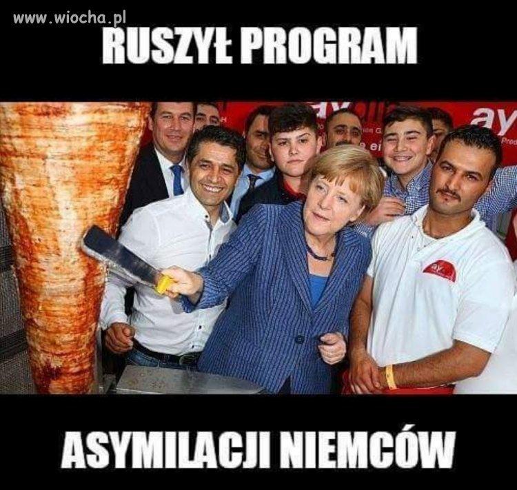 Nowy niemiecki program rządowy