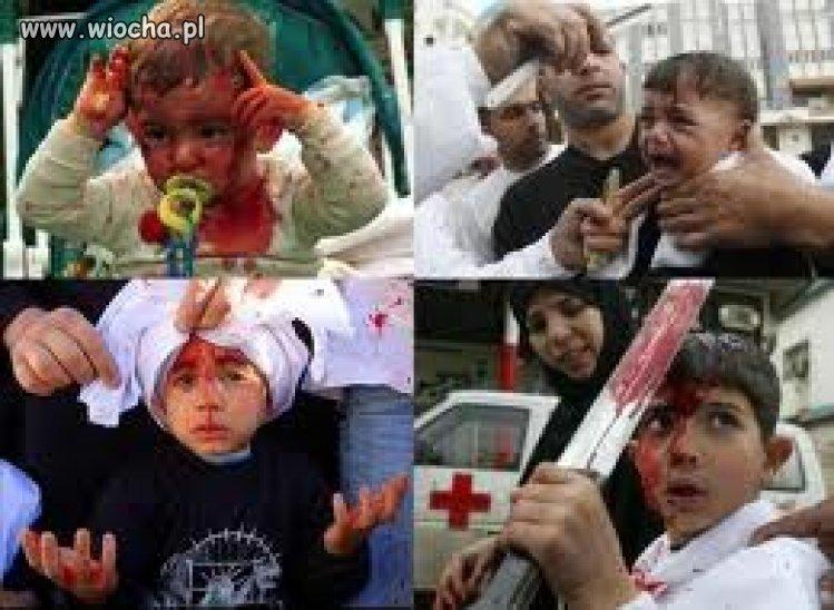 Okaleczają dzieci dla religii...