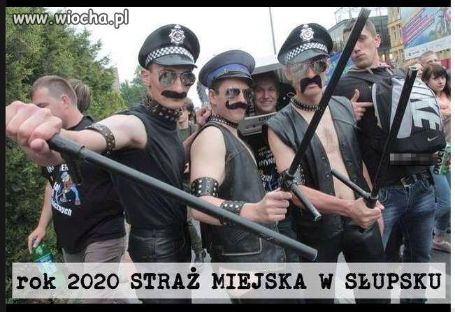 Miasto SŁUPSK 2020
