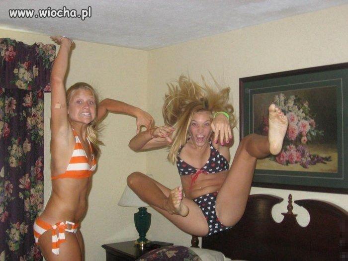 Szalone dziewczyny w akcji