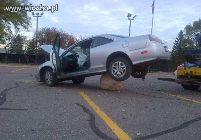 Blondynki kierowcy.