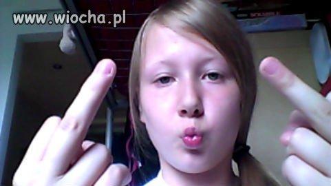 Dziewczynka 11 lat...