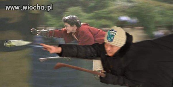Harry Potter & Chytra babka z Radomia