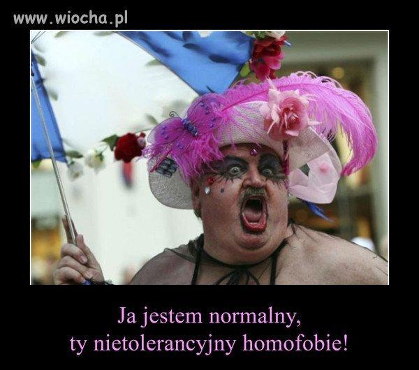 Ty homofobie ..