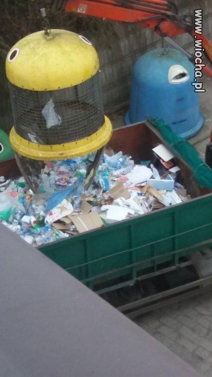 Sortowanie śmieci