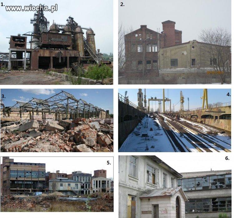 Restrukturyzacja (wygaszanie) zakładów po polsku