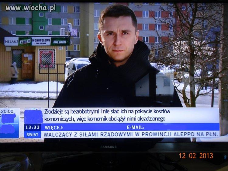 Witamy w Polsce.