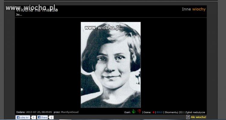 Grace Budd- 10 letnia ofiara seryjnego zabójcy