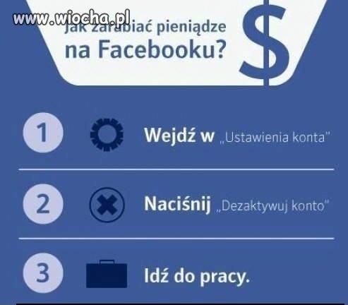 Nareszcie coś mądrego o facebooku.