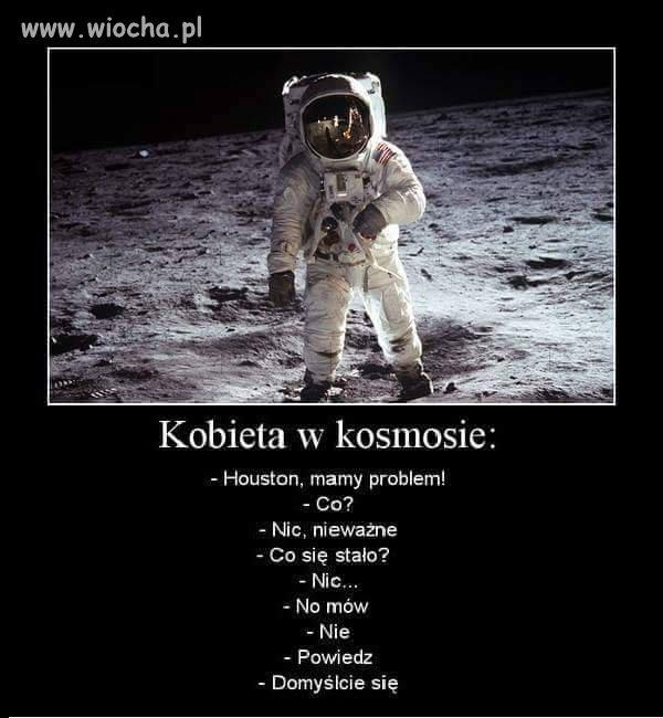 Kobieta w kosmosie