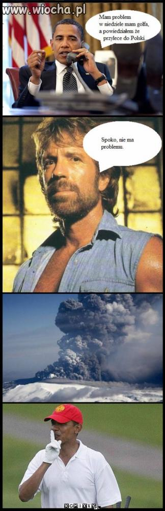 Prawdziwa historia wulkanu... :)