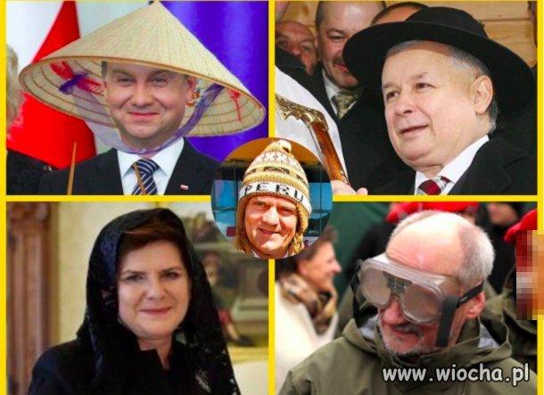 Ile to było śmiechu z Tuska w czapce. A teraz?