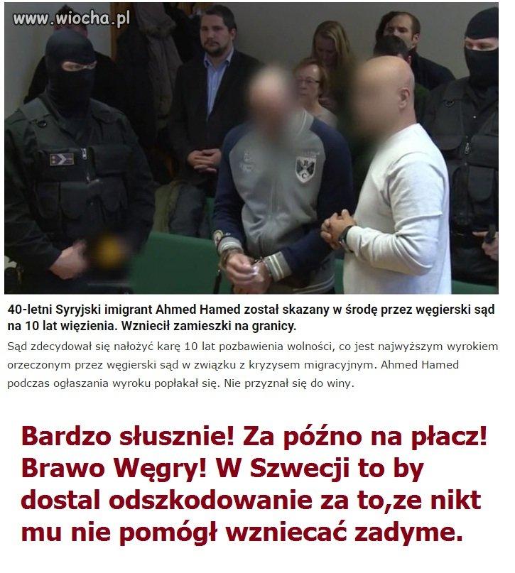 Węgry się nie pierd**ą...