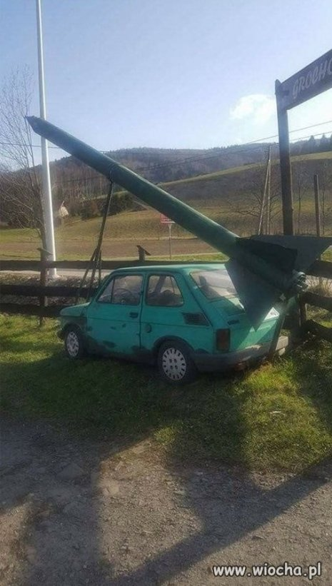 Polski system rakietowy
