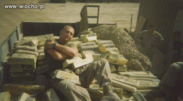 W Iraku nie by�o broni masowego ra�enia.