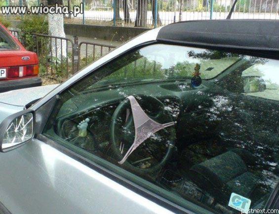 Samochód kobiety
