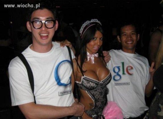 Teraz rozumiem czemu Google pisze się przez dwa o!