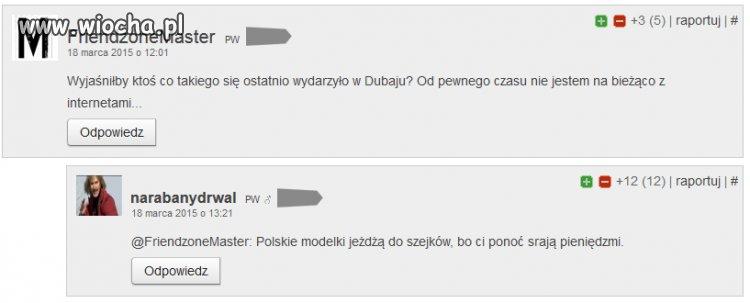Po co polskie modelki jeżdżą do Dubaju?